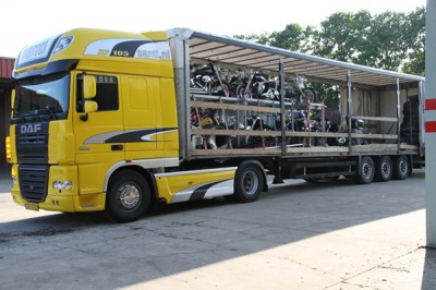 Santi Motortransport Harley 1