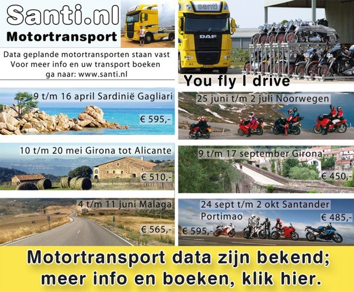 Santi motortransport 2016