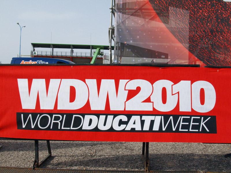 Ducati week 2010