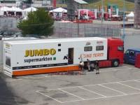 World Ducati Week 2010 in Misano.